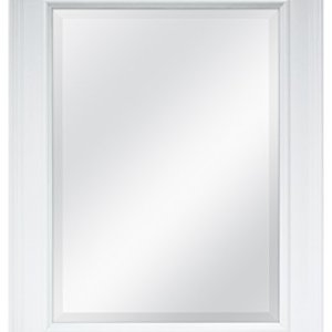 MCS Wall Mirror, White