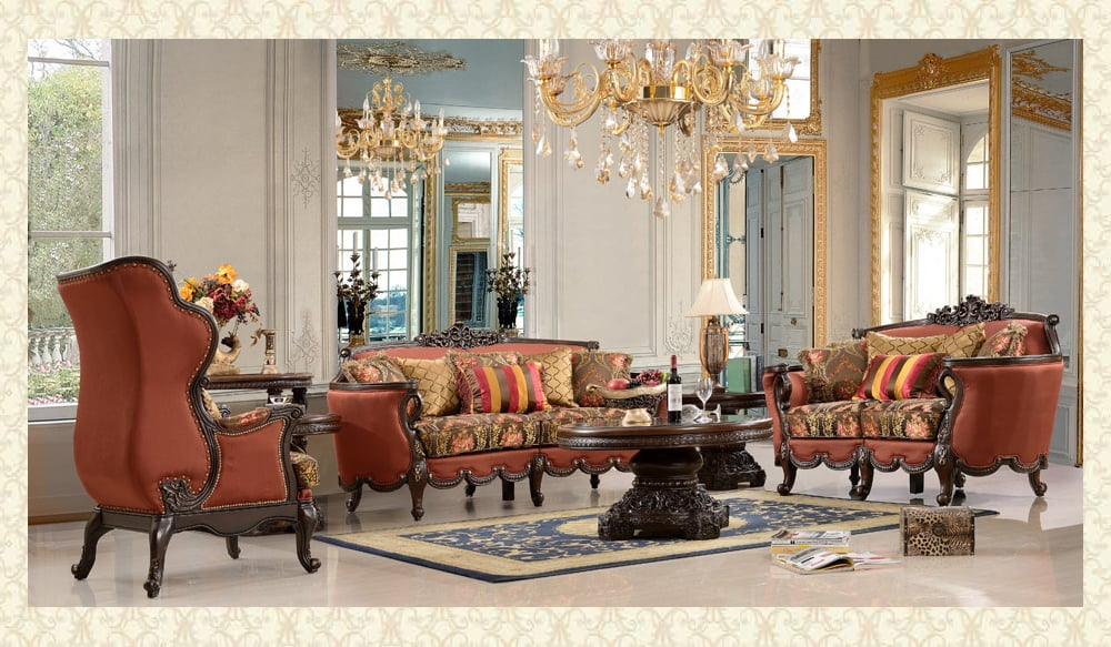 french provincial living rooms white curtains grey room 9133 victorian furniture