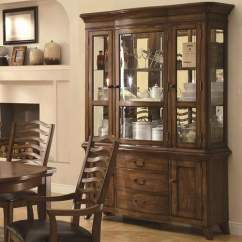 Ashley Furniture Living Room Sets Prices Pop In Designs 2010 Avery Casual China Cabinet With Three Drawers And Mirrored ...