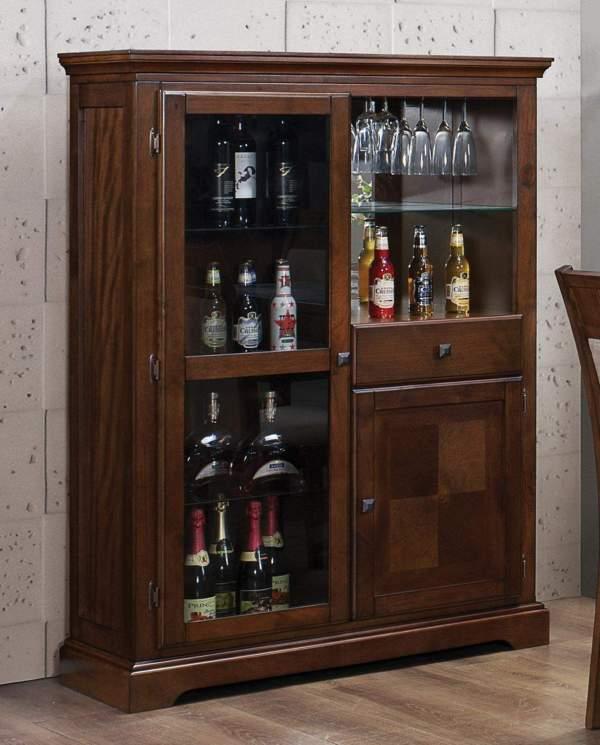 Warren Walnut Curio Cabinet Quality Furniture Affordable In Philadelphia Main Line Pa