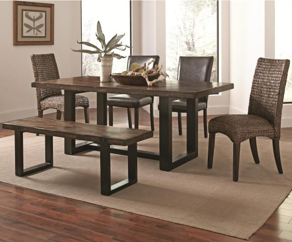 Westbrook Dining Casual Rustic 6 Piece Mix-and-match