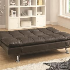 Sofa Bed Prices La Z Boy Sleeper With Air Mattress Beds In Futon Style Chrome Legs