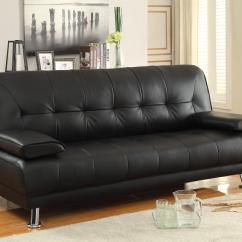 Corner Sofa Metal Legs Jcpenney Linden Street Slipcovers Beds And Futons Faux Leather Convertible Bed ...