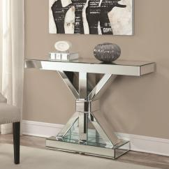 Living Room Console Tables Mirrored Summer Ideas Accent Cabinets Thick Table | Quality ...