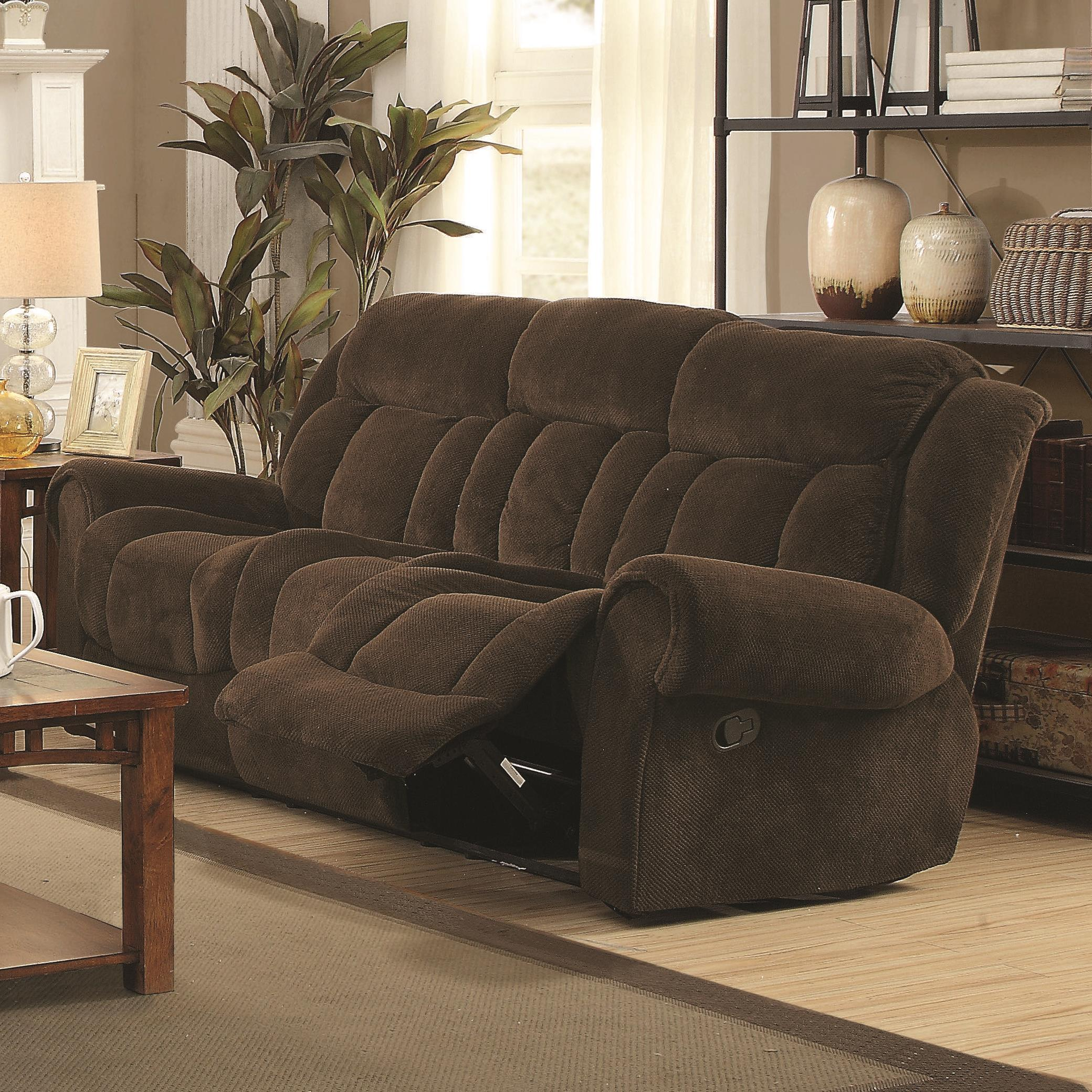 Reige Motion Sofa With Casual Traditional Style Quality