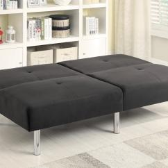 Modern Line Furniture Sofa Sleepers Andrew Carter Sofascore Beds And Futons  Contemporary Microfiber Bed