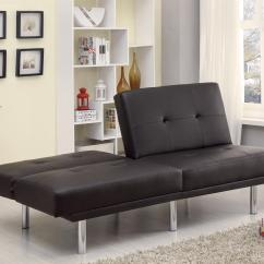 Modern Line Furniture Sofa Sleepers Sofas Phoenix Beds And Futons  Contemporary Leatherette Bed