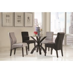 Affordable Upholstered Dining Chairs Bunjo Chair Target And Bar Stools