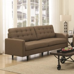 Century Furniture Sofa Quality Foam Fold Out Kesson Mid Modern At