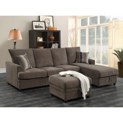 Corner Sectional Sofa Reviews Good Comfortable Sofas Moxie Chocolate With Sleeper | Quality ...
