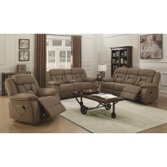 Cheap Sofa Sets In Houston Brands Reviews Casual Pillow Padded Reclining With Contrast