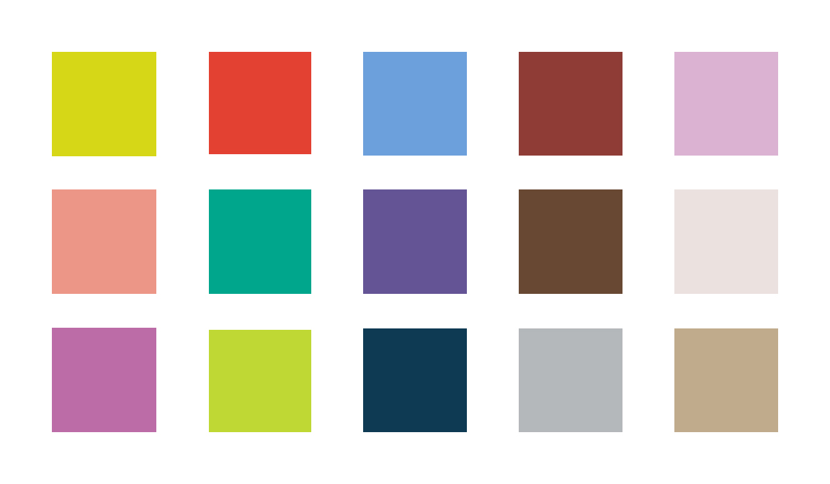 Trend Forecasting - Fashion Color Trend Report New York 19