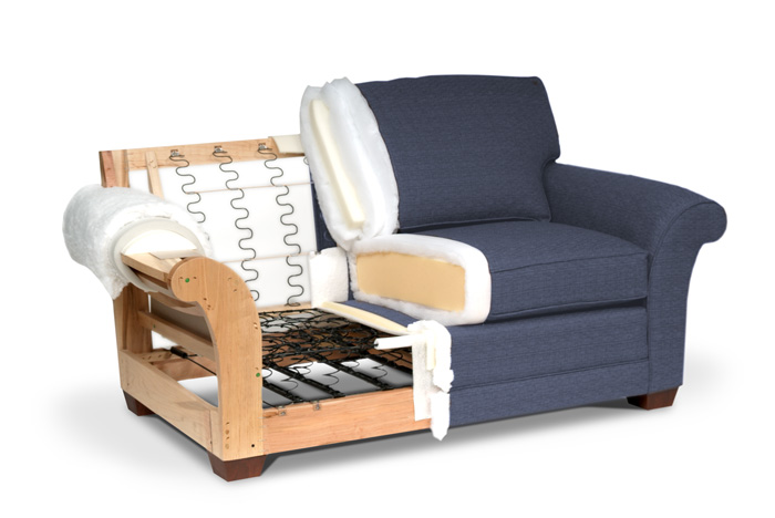 sofa frame creaks clack bed offers furniture wizards - highest quality mobile upholstery repairs