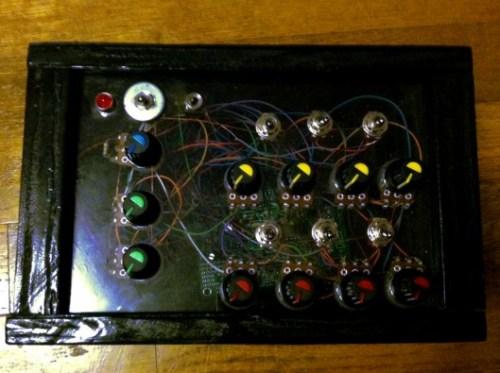 Weird Sound Generator