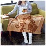 猫のダヤン フリースブランケットBOOK【付録】フリースブランケット + ミニBOOK