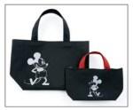 オトナミューズ 2016年 2月号【付録】アダム エ ロペ 特製 ミッキーマウス親子バッグ