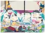 PASH! パッシュ 2016年 4月号【付録】「おそ松さん」両A面クリアファイル、超特大ロングポスター「おそ松さん」「キズナイーバー」