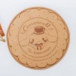 Cinnamoroll 15th Anniversary 【付録】 Honey Cinnamon × シナモロール ビスケット型 ポーチ