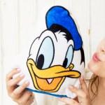 Disney Donald Duck ふかふかブランケットBOOK 【付録】 ドナルド 3WAYふかふかブランケット