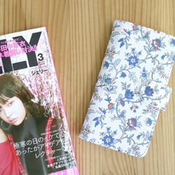 【開封レビュー】 JELLY ジェリー 2018年 3月号 付録 MOUSSY マウジー 手帳型スマホケース