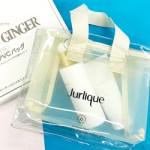 GINGER ジンジャー 2018年 8月号 【付録】 Jurlique × GINGER 3way PVCバッグ
