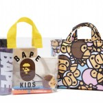 BAPE KIDS® by a bathing ape® 2018 AUTUMN/WINTER COLLECTION 【付録】 BABY MILO® トートバッグセット