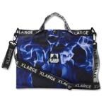 XLARGE(R) 3WAY BLUE FIRE BAG BOOK 【付録】 エクストララージ OGゴリラ ロゴ入り 3WAY サコッシュ