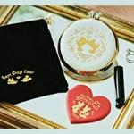 ゼクシィ 2019年 2月号 【付録】 ミッキー&ミニー  指輪型 印鑑ケース3点SET