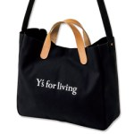 Y's for living STYLE BOOK day-time + night-time 【付録】 2WAY BIGトートバッグ
