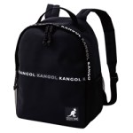 KANGOL BACKPACK BOOK 【付録】 バックパック