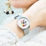 <予告> SPRiNG スプリング 2019年 11月号 【付録】  ミッキーマウス 腕時計