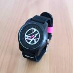 【開封レビュー】 smart スマート 2019年 10月号 付録 24KARATS ブラックミリタリー腕時計