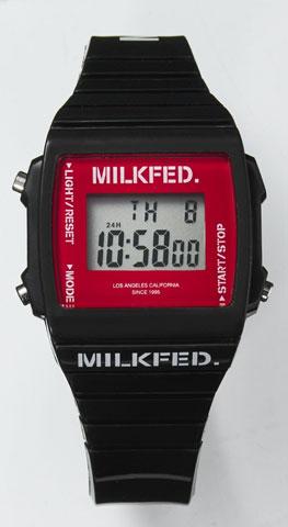 ミルク フェド 時計