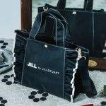 JILL by JILLSTUART ショルダーストラップ付きフリルトートバッグBOOK 【付録】 ショルダーストラップ付き フリルトートバッグ