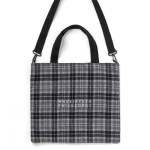 MACKINTOSH PHILOSOPHY 2WAY CHECK TOTE BOOK 【付録】 タータンチェックの2WAYBAG