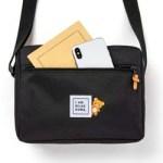 リラックマ SHOULDER BAG BOOK BLACK ver. 【付録】 ショルダーバッグ