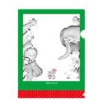 MOE モエ 2020年 5月号 【付録】 ねずみくんのチョッキ MOEオリジナルクリアファイル