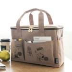 SNOOPY マルチに使えるBIGピクニックバッグ BOOK 【付録】 スヌーピーのピクニックバッグ