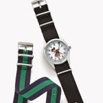 <予告> otona MUSE オトナミューズ 2020年 6月号 増刊 【付録】 ヴィンテージ調 替えベルト付き ミッキーマウス 腕時計