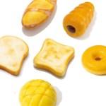 かんたん! ふわもち! 手づくりスクイーズでパン屋さんBOOK オリジナルスクイーズ9個付き 【付録】 スクイーズキット