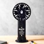 <予告> smart スマート 2020年 10月号 【付録】 A BATHING APE®  2WAYハンディ扇風機