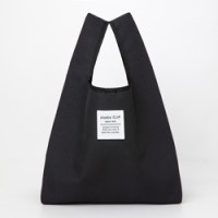 studio CLIP MULTI ECOBAG BOOK BLACK ver. 【付録】 マルチエコバッグ