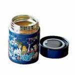 <予告> リンネル 2020年 12月号 宝島チャンネル限定 【付録】 MOOMIN × フィンレイソン ステンレスミニスープボトル(ネイビー)
