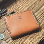 moz 整理上手な本革コンパクト財布BOOK 【付録】 本革ミニ財布
