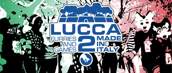 Lucca Furries & Games 2018