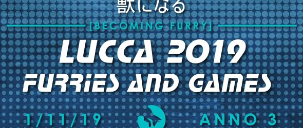 Lucca Furries & Games 2019 – Becoming Furry