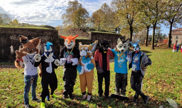 Lucca Furries & Games 2019 – Highlights e foto ufficiali