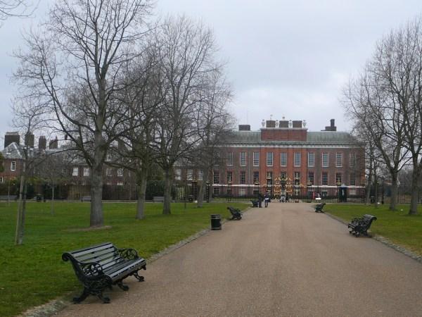 Kensington Palace Furrylittlegnome