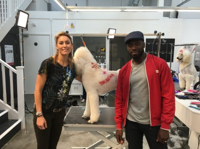 Amy & Ortis The Gadget Show