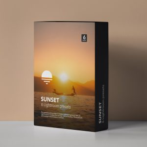 Sunset presets for Adobe Lightroom by Furstset
